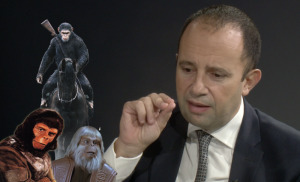 Updated | Nationalist MP apologises for comparing Marsa migrant centre to the 'Planet of the Apes'