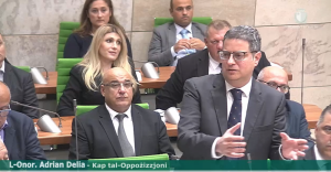 Updated | Opposition insists Prime Minister should have dismissed Mizzi and Schembri, as Parliament discusses 17 Black