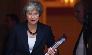 Theresa May secures Cabinet's support for draft Brexit withdrawal agreement