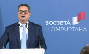 PN leader says Muscat's open doors only apply to people with cash