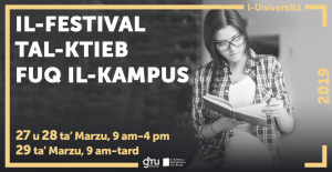 Books, talks and more brought to you on campus