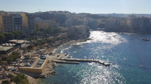 Unidentified person saved from sea near Exiles in Sliema