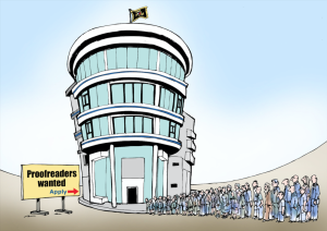 MaltaToday Cartoon: 24 April 2019