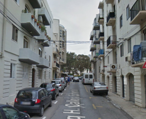Man slightly injured in burning apartment in Msida