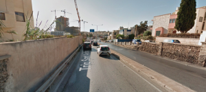 Motorcycle passenger injured in Swieqi accident