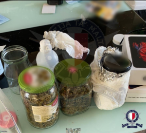 26-year-old woman arrested in Sliema drug bust