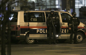 Police hunt gunmen in Vienna streets after 'terrorist' attack