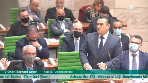 Grech: 'We need to take country back from these criminals' • Abela rebuts with litany of PN scandals