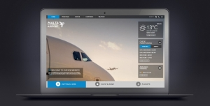 Malta International Airport launches new website
