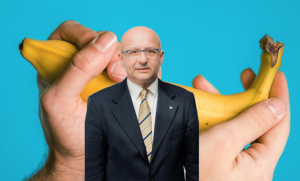 Facebook users turn on Edwin Vassallo's warning on AIDS-infected bananas