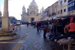 Despite COVID-19 relaxation, Nadur chooses not to re-open street market