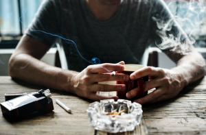 One-tenth of medical students smoke regularly