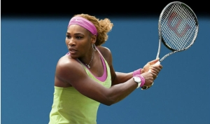 Australian Open - Serena Williams eases into second round in Melbourne