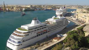 'Worst-polluting cruise ships' to make 122 port calls to Malta this year