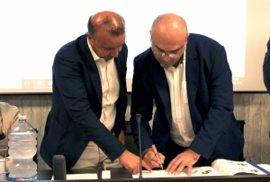 [WATCH] MDA signs memorandum of understanding with Sicilian developers association