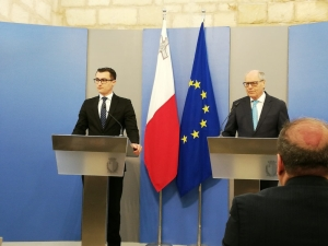 Updated | MEPs bullied Malta, Finance Minister says of 'disproportionate' corruption claims