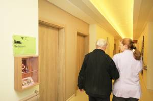 Opening of the butterfly ward, a Memory Support Unit at Simblija Care Home