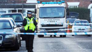 Two charged over suspected Christmas terror plot