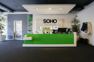 Office property in Malta: SOHO's multilocation coworking space in Gzira
