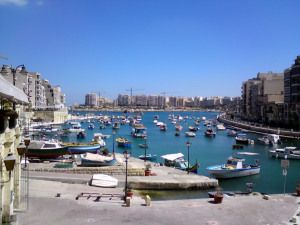 Spinola Bay fit for bathing, dog-friendly beach in Bahar ic-Caghaq still off limits