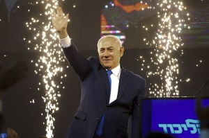 Israel election: Netanyahu set for record fifth term