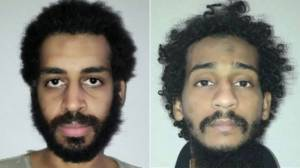 Islamic State jihadi duo 'Beatles' 'should be tried at The Hague'