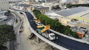 First Marsa junction flyovers to open this weekend