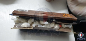 Two arrested in Isla drug bust
