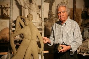Sculptor and ceramist Ganni Bonnici passes away at 86