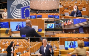 MEPs call for €50 billion EU COVID-19 solidarity fund
