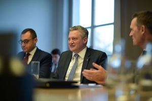 Taxing air travel is not a solution for cleaner aviation, Konrad Mizzi says