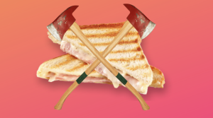 Boy threatens mum with axe after being denied ham for his toast