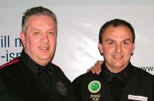 Tony Drago and Alex Borg set for Snooker World Cup