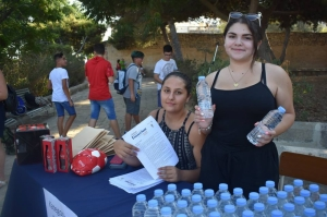 Kristal supports the Żejtun National Heritage treasure hunt organised by ŻOEY