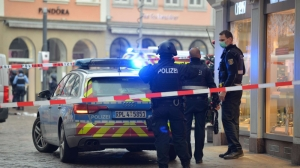 Trier: Five die as car ploughs through Germany pedestrian zone