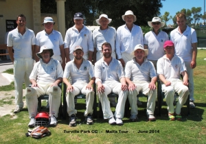 Marsa turn the tables on Turnville Park C.C