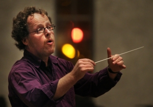 Conducting the Aida | Tjalling Wijnstra