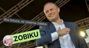 Muscat's loose tongue prompts an etymology lesson on the term 'żobiku'