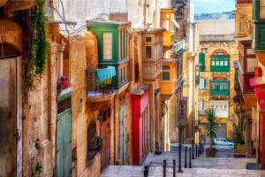 Valletta gears up ahead of official V18 opening ceremony
