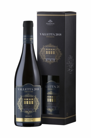 Marsovin launch third edition of Valletta 2018 wine
