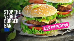 You can't call it a veggie 'burger' or almond 'milk'… if MEPs say so in meat-industry vote