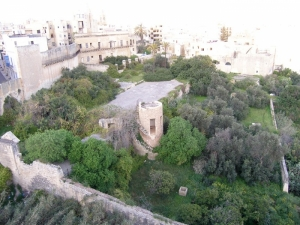 Villa Bonici grounds: plans for hotel, old people's home, offices in Sliema