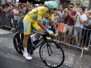 Vincenzo Nibali to win Tour de France