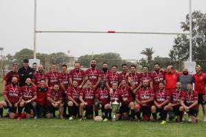 Stompers Re/Max win the MeDirect Cup from Overseas