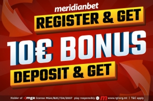 Get your hands on an exclusive €10 bonus