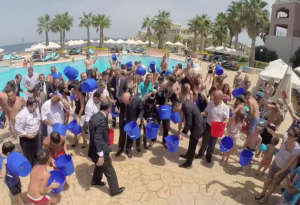 Tourism Minister, Air Malta CEO challenged to take up ALS ice bucket challenge