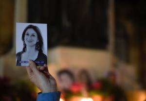 After Caruana Galizia murder, Malta falls 18 places in press freedom index