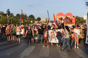 Valletta celebrates gay pride as activists hope for greater understanding