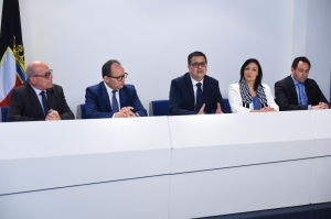 [WATCH] Gozo needs a council, PN will vote against a regional authority - Delia