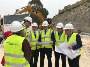 New Paola regional health centre works have started